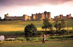 Accommodation in Alnwick
