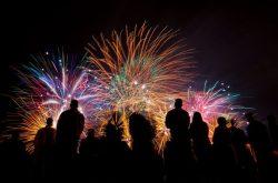 Alnwick Fireworks