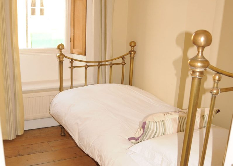 Single bedroom at Sentry Cottage, Alnwick