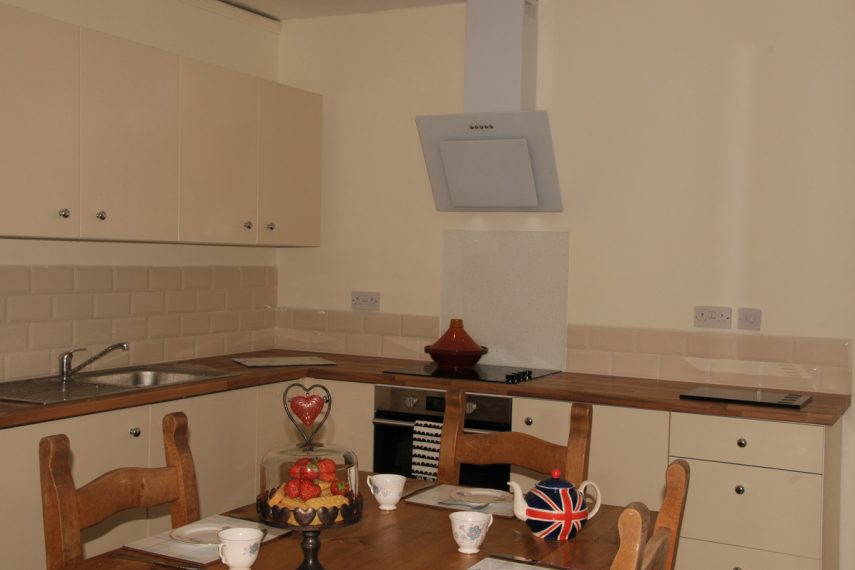 Kitchen at Sentry Cottage, Alnwick
