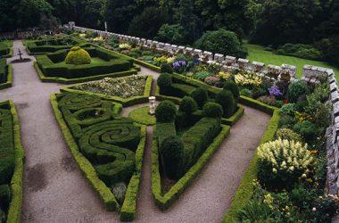 Chillingham Castle Open Garden Day