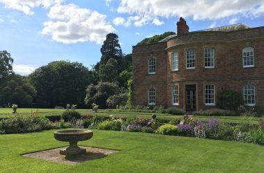 Fallodon Hall Garden