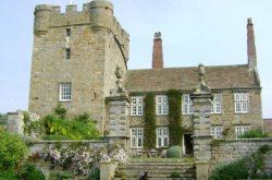 Halton Castle Open Garden