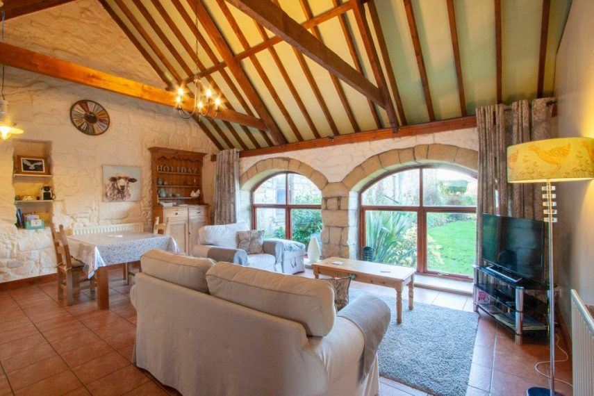 The Byre at Bog Mill Holiday Cottages
