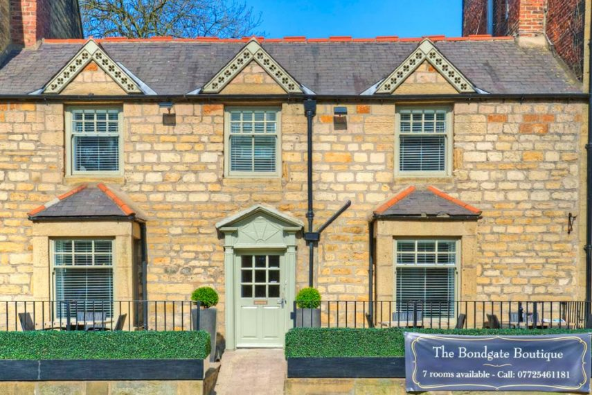 The Bondgate Boutique bed & breakfast