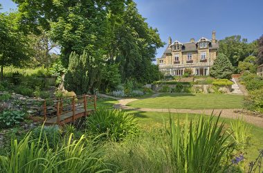 Fairfield House - Garden Apartment