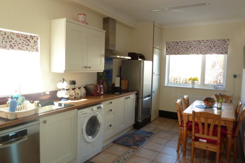 Kitchen at Rock Ville