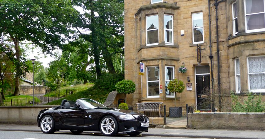 Tate House bed & breakfast, Alnwick
