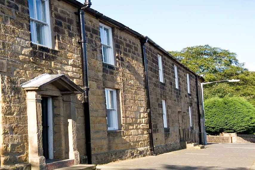 Baileygate House self-catering