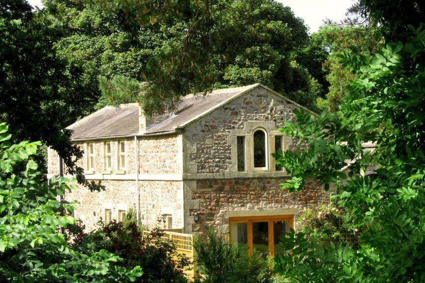 The Retreat and Gate Lodge