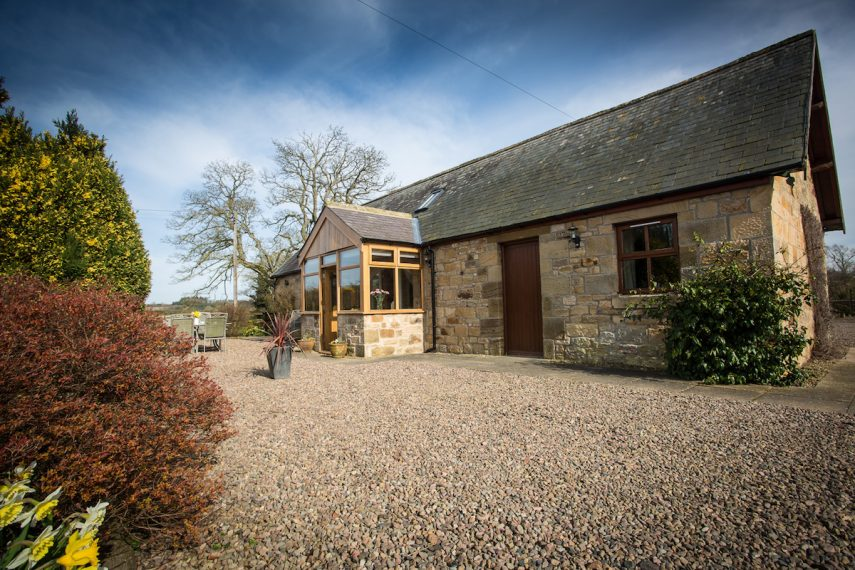 Coquet self-catering Cottage