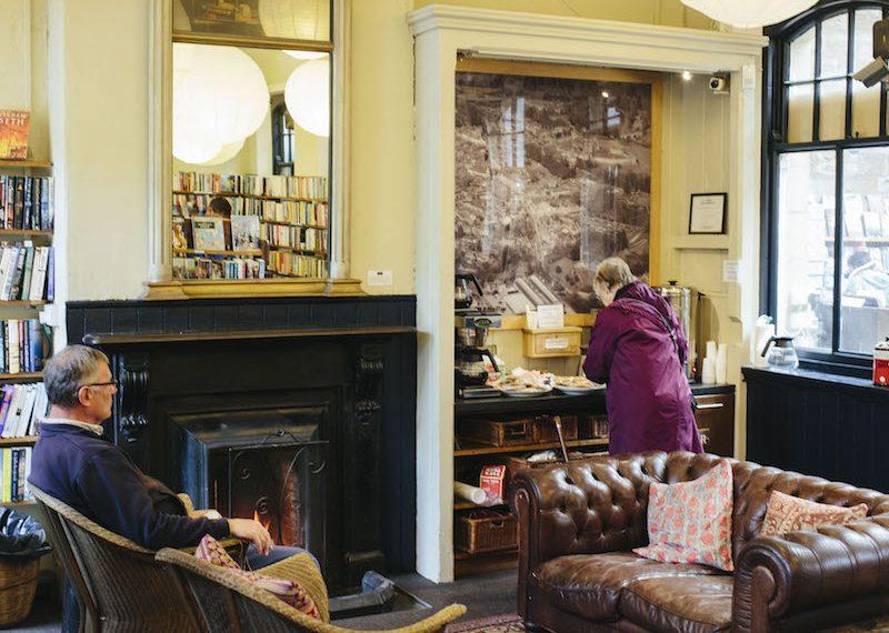 Barter- Books - Front room