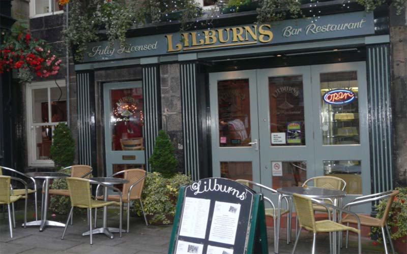 Lilburns Restaurant, Alnwick