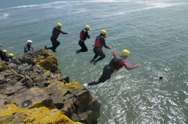 Multiple Jump, Adventure Northumberland