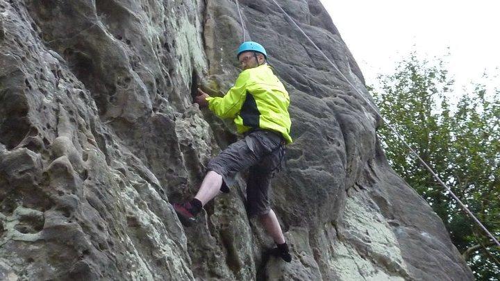 Rock Climbing, Adventure Northumberland
