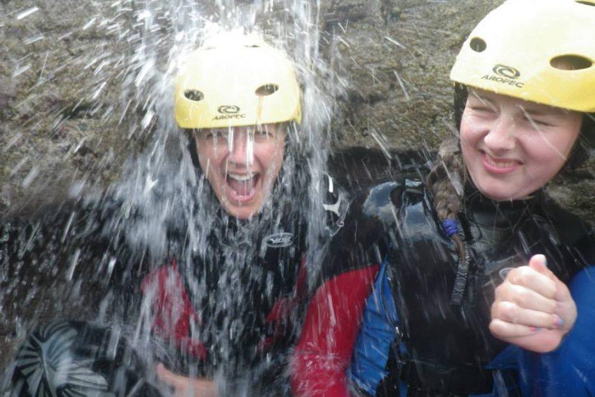 Splashed, Adventure Northumberland