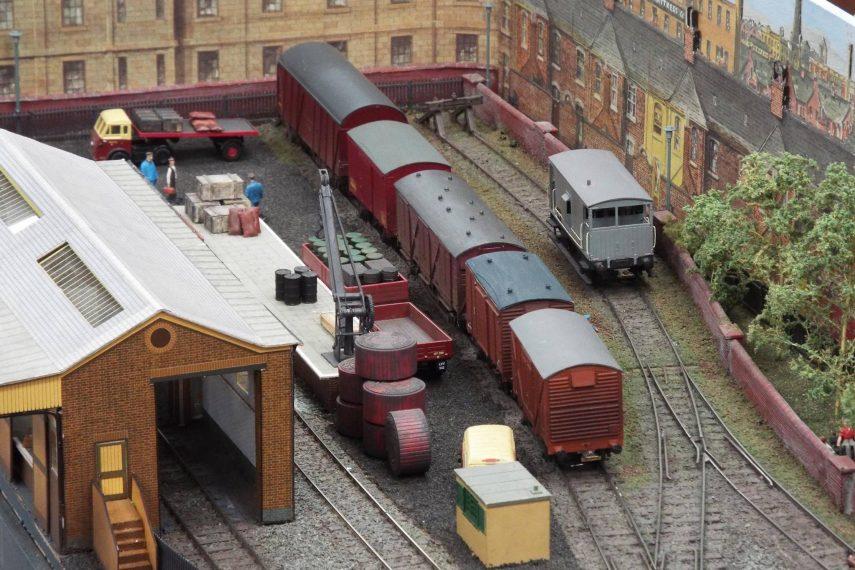 Model Railway, Aln Valley Railway