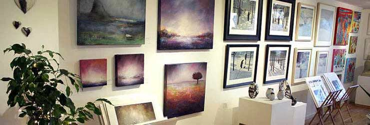 Bakehouse Gallery