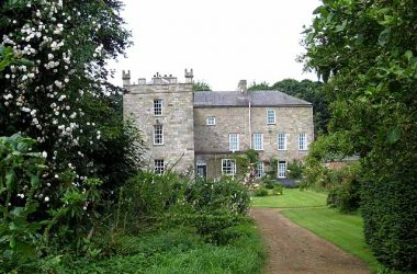Eachwick Hall open garden