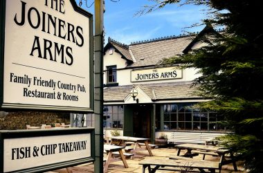 The Joiners Arms bed & breakfast