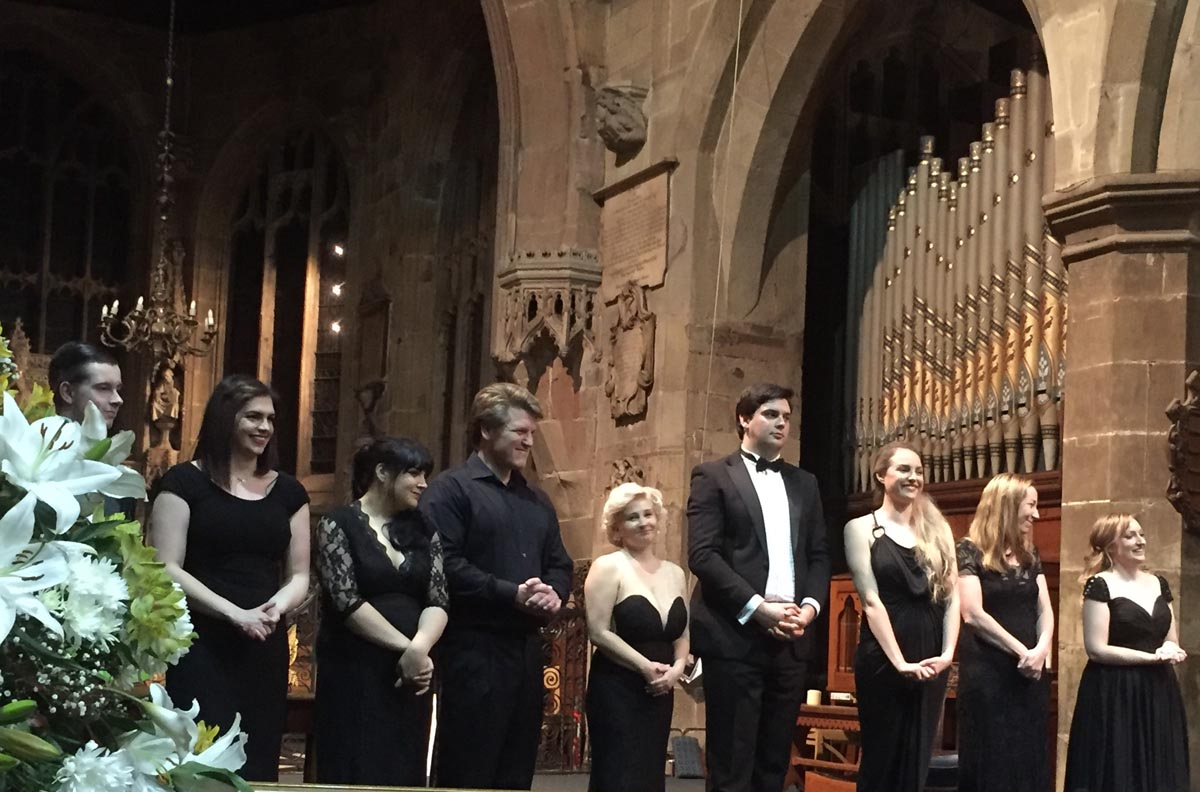 Northumbrian Music Festival Concerts
