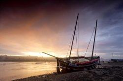 Alnmouth, on the Northumberland coast © www.leefrost.co.uk