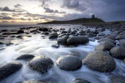 Dunstanburgh Castle © www.leefrost.co.uk
