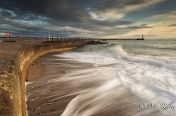 Amble harbour (© mikeridleyphotography.com)