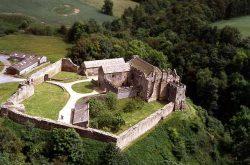 Aydon Castle (© skyscan.co.uk)