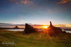 Holy Island (© mikeridleyphotography.com)