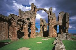 Explore English Heritage properties in Northumberland
