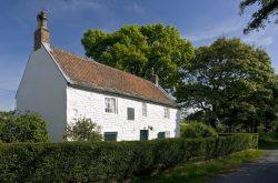 George Stephenson's Cottage, Wylam (© graeme-peacock.com)