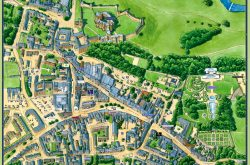 3D Map of Alnwick