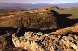 Hadrian's Wall (© Lee Frost)