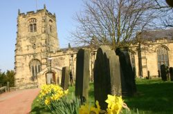 St Michaels Church, Alnwick