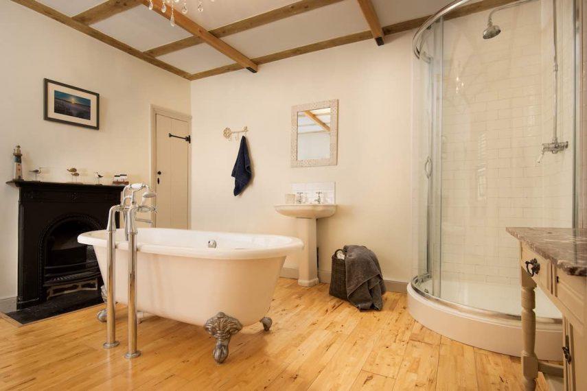 Bathroom at The Gatehouse