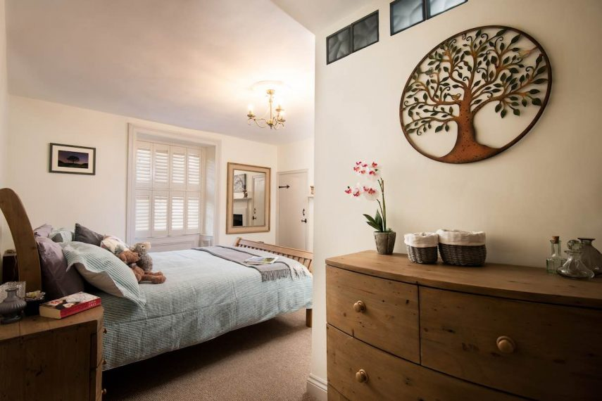 Bedroom at The Gatehouse
