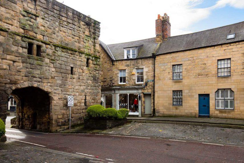 The Gatehouse, Alnwick