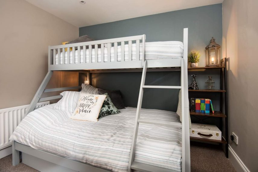 Bedroom at The Loft, Alnwick