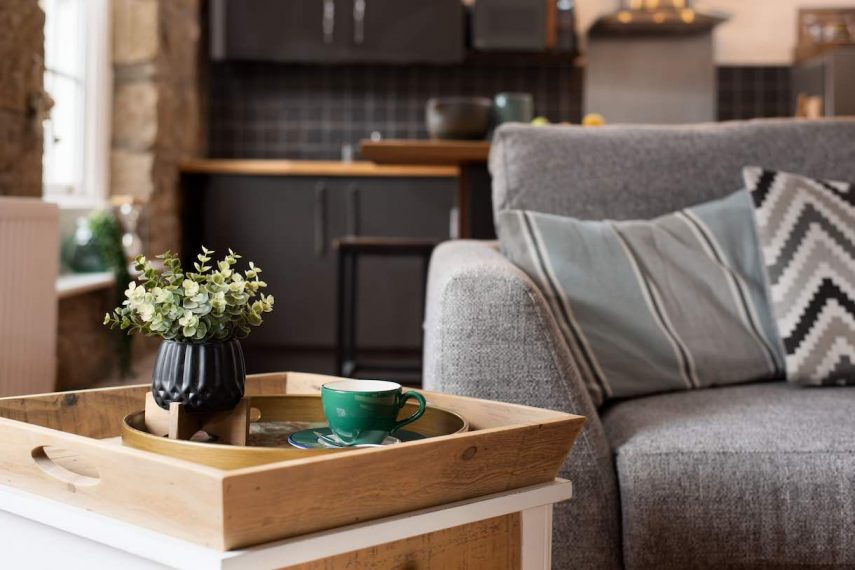 Lounge at The Loft, Alnwick